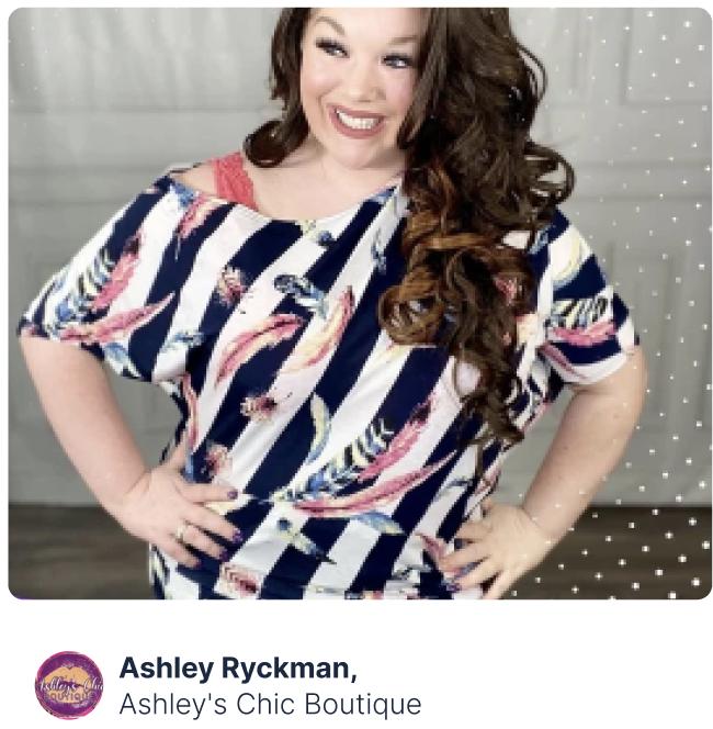 Ashley's Chic Boutique testimonial